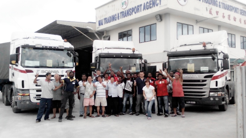 Company Profile Wai Trading Transport Services Sdn Bhd